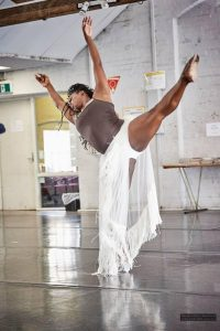 Kialea will perform Jaber's 'A Dying Swan' from 10-18 July, 2015.