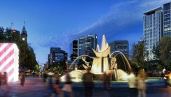 A vision: what ArtBox might look like in Adelaide's CBD.