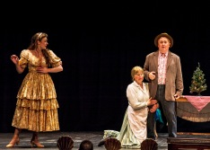 Only An Orphan Girl - Sophia Bubner,Jude Hines,Gary Anderson - pic credit Norm Caddick