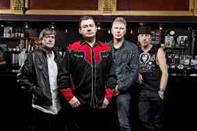 Stiff Little Fingers - Portraits