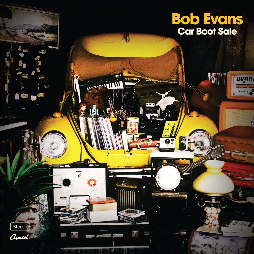 Album Review Bob Evans Car Boot Sale