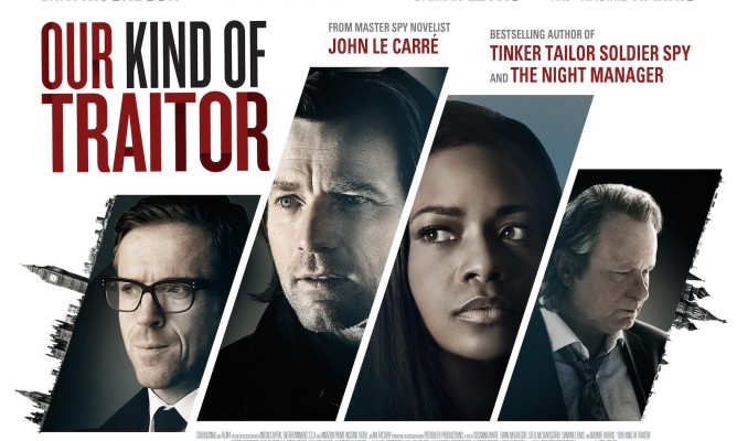 Film Review Our Kind Of Traitor The Upside News