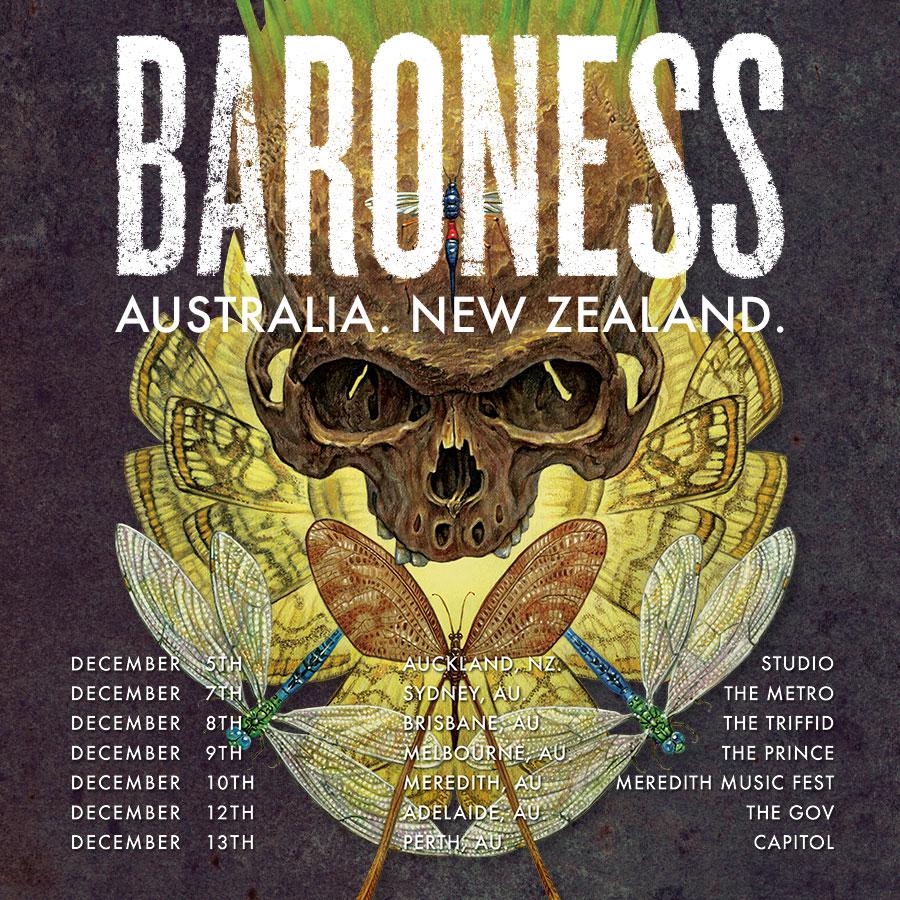 Baroness Tour