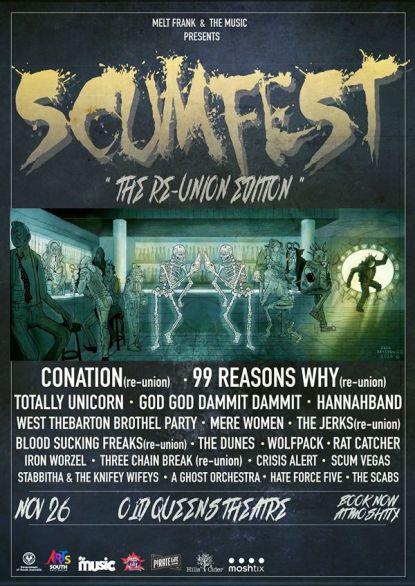 Scumfest 2016