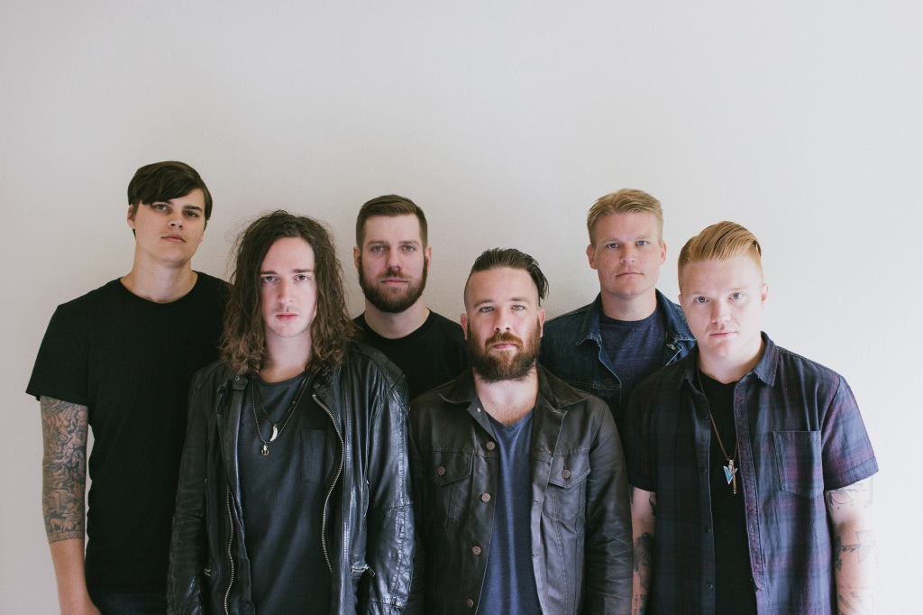 Underoath Australian Tour They're Only Chasing Safety Define The Great Line