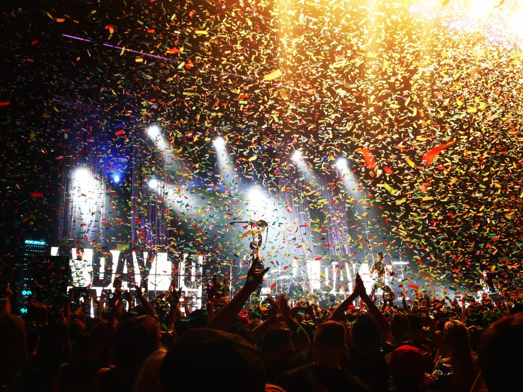 Live Review A Day To Remember At Aec Dec 13 The Upside News