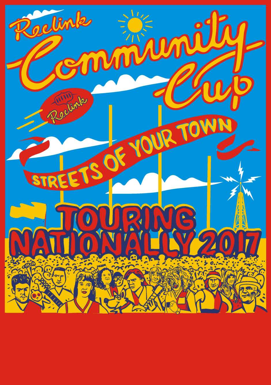Community Cup National Poster 2017