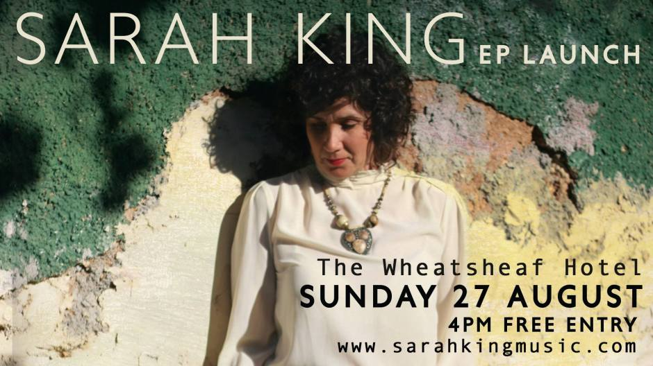 Sarah King Music Adelaide Back Home