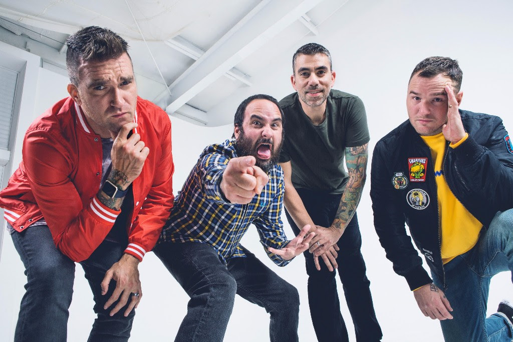 New Found Glory Australian Tour August 2017