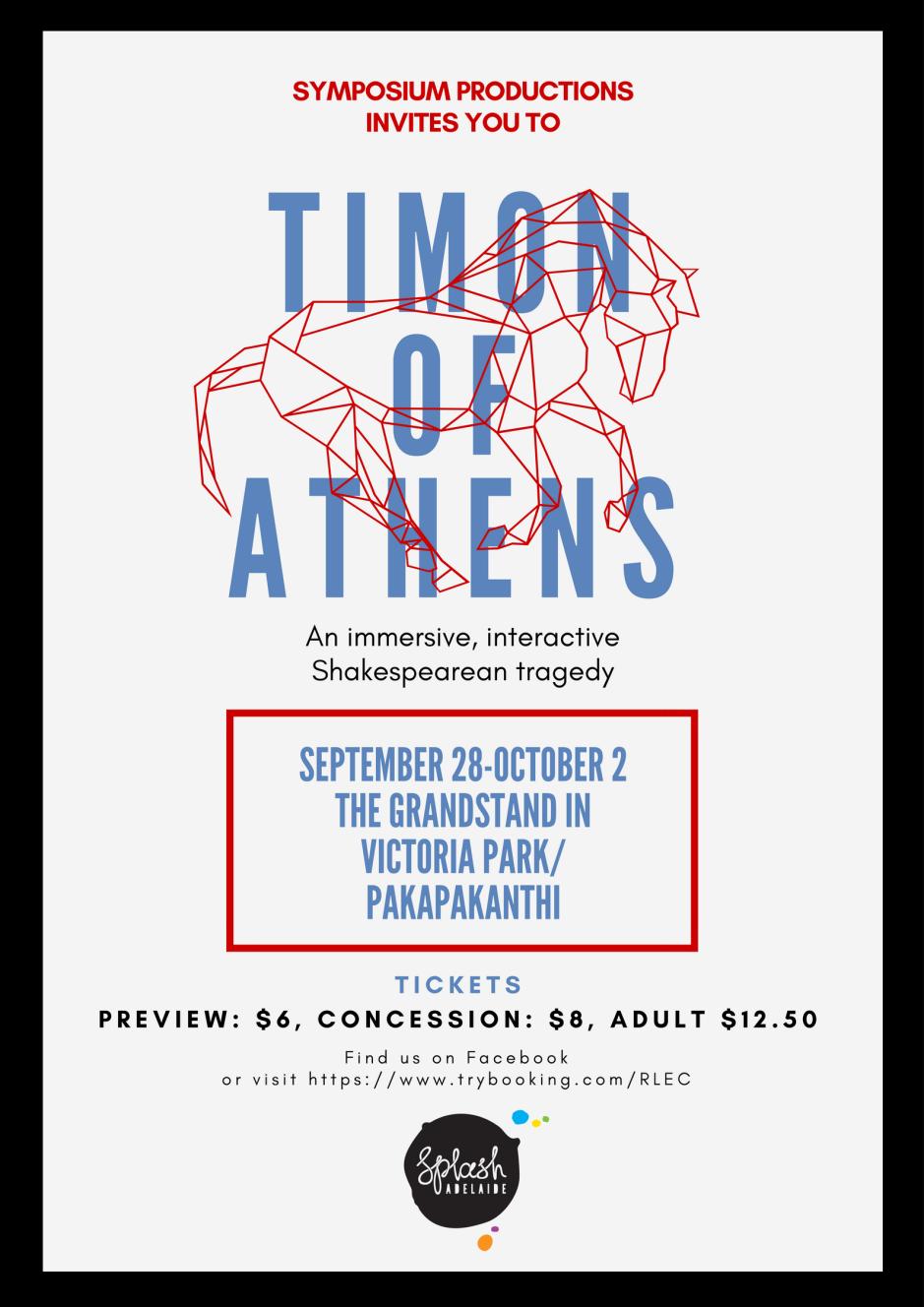 Timon Poster