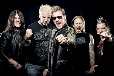 Interview Fozzy Release New Album Judas Oct 2017
