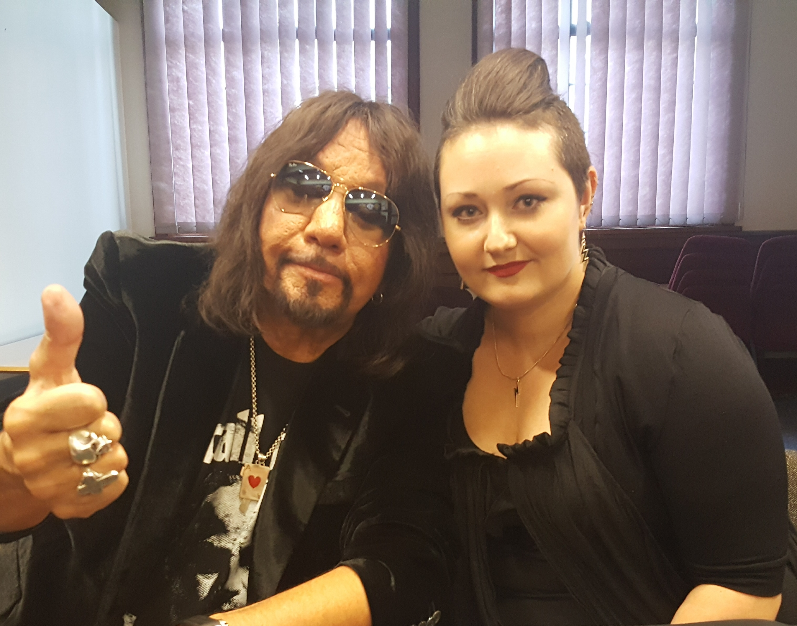 Live review ace frehley alice cooper thebarton theatre 19th after being a bit frazzled and missing the first two songs kisss parasite from 1974s hotter than hell also on ace frehleys latest release origins kristyandbryce Gallery