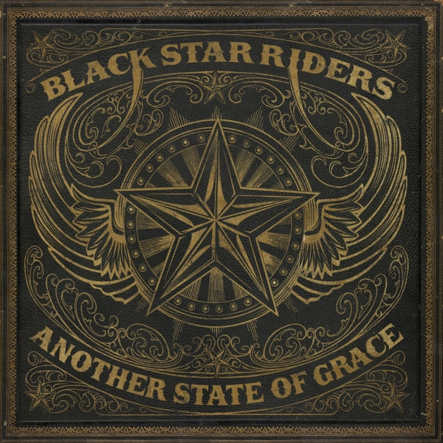 Black Star Riders - Another State Of Grace - Artwork